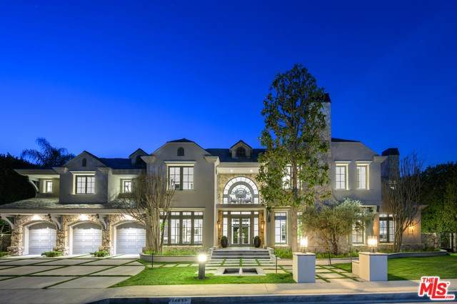 14023 Aubrey Road, Beverly Hills, CA 90210 (#20562370) :: Crudo & Associates