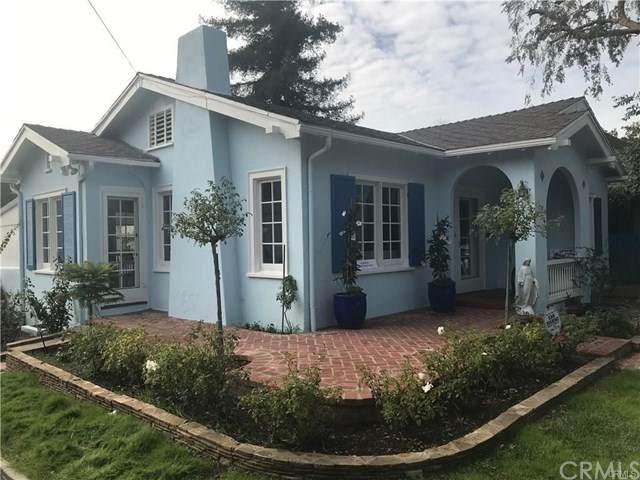 14 Oak Knoll Gardens Drive, Pasadena, CA 91106 (#OC20055918) :: The Brad Korb Real Estate Group