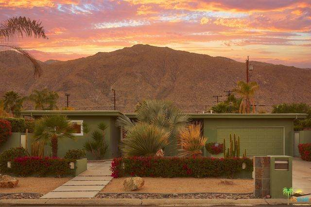 675 S Indian Trail, Palm Springs, CA 92264 (#20563806) :: KUD Properties