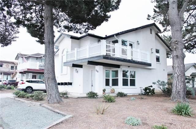 706 Marina Street, Morro Bay, CA 93442 (#SC20036649) :: RE/MAX Parkside Real Estate