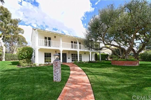 3301 Palos Verdes Drive N, Palos Verdes Estates, CA 90274 (#PV20043884) :: Millman Team