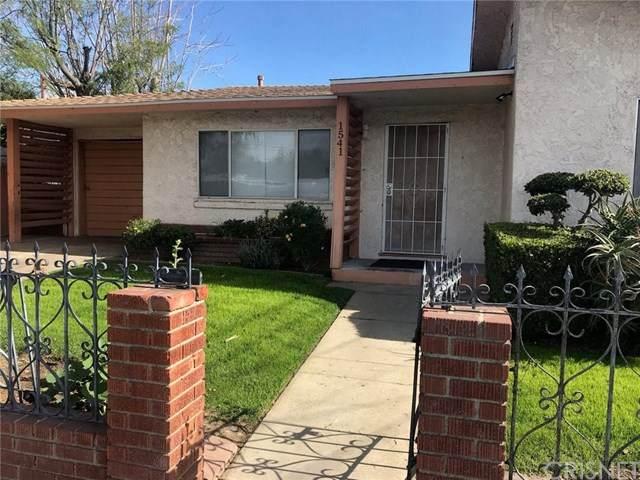 1541 Celis Street, San Fernando, CA 91340 (#SR20049687) :: The Brad Korb Real Estate Group