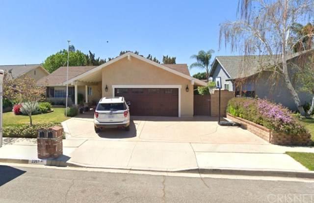 2267 Timberlane Avenue, Simi Valley, CA 93063 (#SR20056169) :: Z Team OC Real Estate