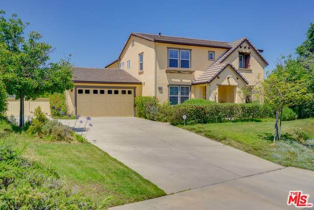 10617 Coal Canyon Road, Shadow Hills, CA 91040 (#20564002) :: The Brad Korb Real Estate Group