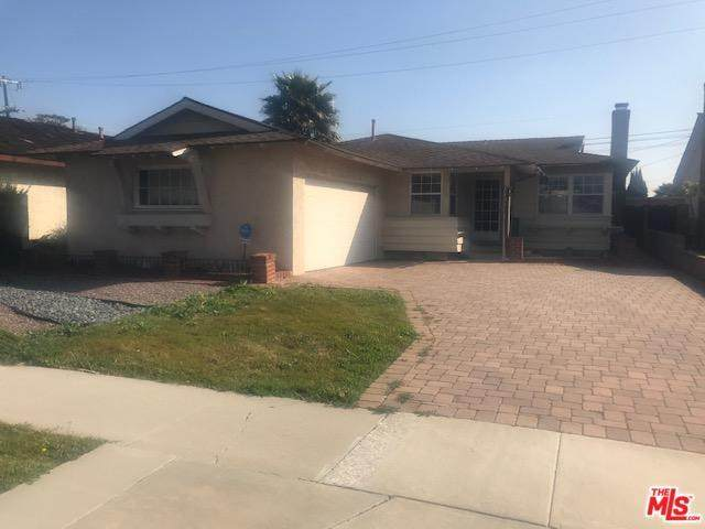 18608 Saint Andrews Place, Torrance, CA 90504 (#20554178) :: Millman Team