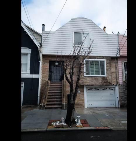 42 Meda Avenue, San Francisco, CA 94112 (#ML81786953) :: Z Team OC Real Estate