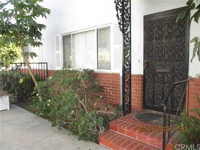 433 Atlantic Avenue #1, Long Beach, CA 90802 (#OC20040263) :: Fred Sed Group