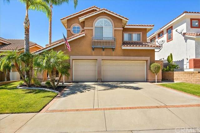 7138 Bronte Place, Rancho Cucamonga, CA 91701 (#CV20057163) :: Allison James Estates and Homes