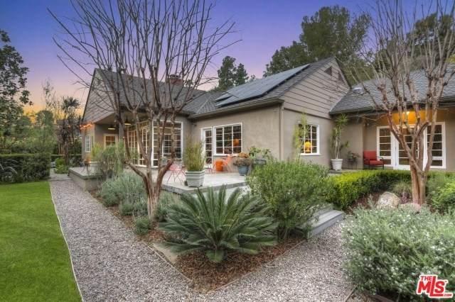 5724 Green Oak Drive, Los Angeles (City), CA 90068 (#20563340) :: Cal American Realty