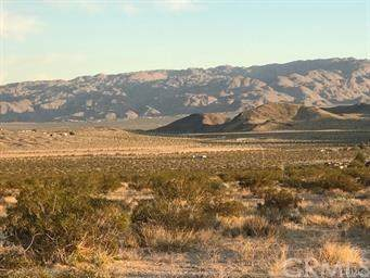 0 Bourland Pass Road, Joshua Tree, CA 92252 (#JT20057523) :: Berkshire Hathaway HomeServices California Properties