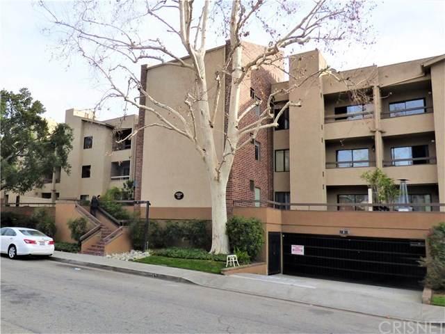 424 Oak Street #331, Glendale, CA 91204 (#SR20057657) :: Cal American Realty