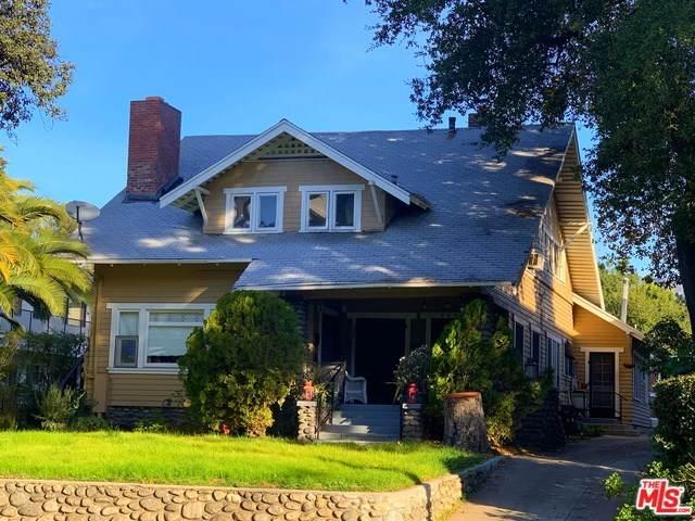 803 E Villa Street, Pasadena, CA 91101 (#20564618) :: The Brad Korb Real Estate Group