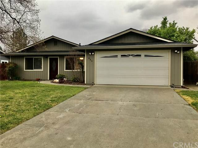 850 Crestwood Way, Willows, CA 95988 (#SN20058156) :: RE/MAX Masters