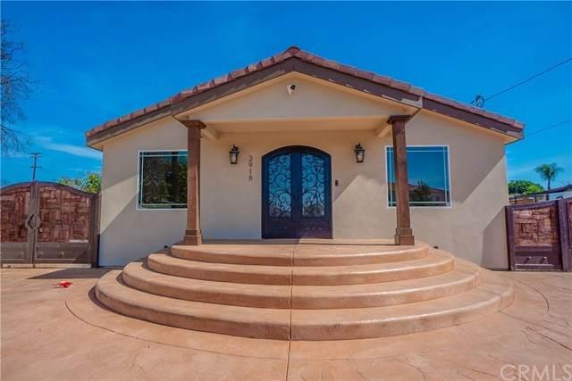 3918 Durfee Avenue, Pico Rivera, CA 90660 (#DW20058424) :: Upstart Residential