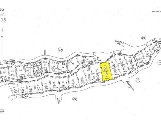 0 Nolan Avenue, Glendale, CA  (#BB20052388) :: Legacy 15 Real Estate Brokers