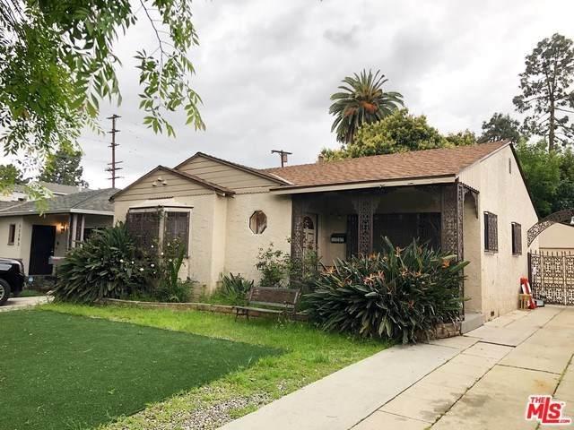 11287 Brookhaven Avenue, Los Angeles (City), CA 90064 (#20564736) :: A|G Amaya Group Real Estate
