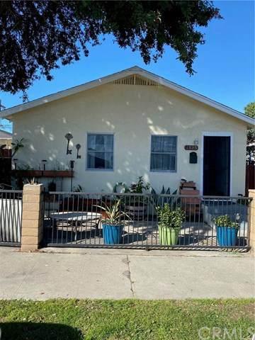 1321 E Colon Street, Wilmington, CA 90744 (#SB20058640) :: RE/MAX Masters