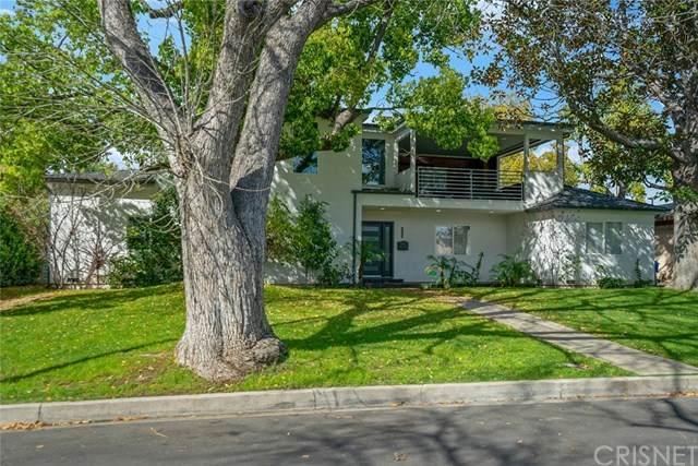 12645 Tiara Street, Valley Glen, CA 91607 (#SR20058882) :: Fred Sed Group