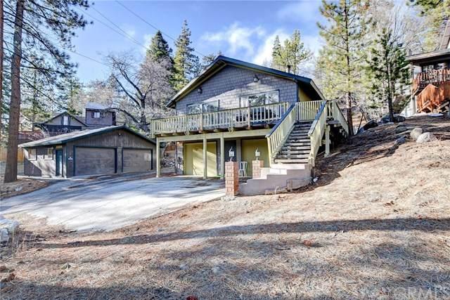 39306 Cedar Dell Road, Big Bear, CA 92333 (#EV20059049) :: A|G Amaya Group Real Estate