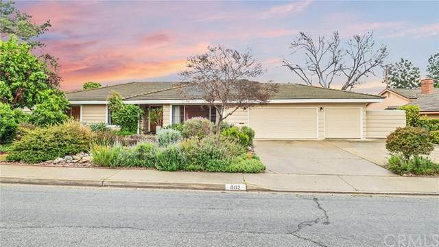 882 Hood Drive, Claremont, CA 91711 (#CV20059169) :: Mainstreet Realtors®