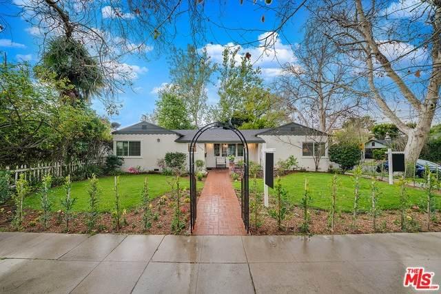 12256 La Maida Street, Valley Village, CA 91607 (#20565206) :: Millman Team