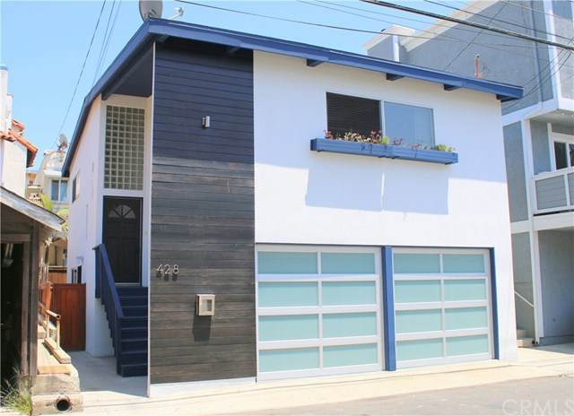 428 Palm Drive, Hermosa Beach, CA 90254 (#SB20059519) :: RE/MAX Estate Properties