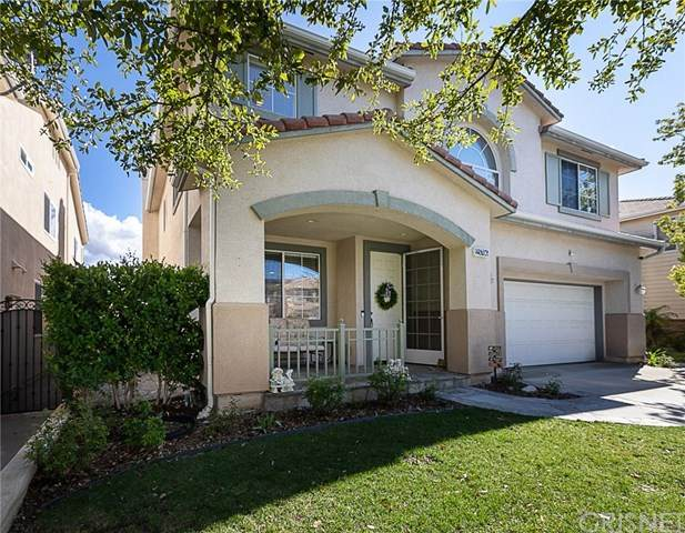 25706 Hood Way, Stevenson Ranch, CA 91381 (#SR20059732) :: Fred Sed Group