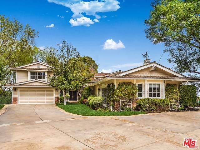 24835 Jacob Hamblin Road, Hidden Hills, CA 91302 (MLS #20565174) :: Desert Area Homes For Sale