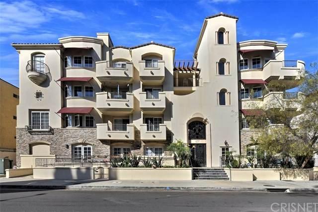 4237 Longridge Avenue #403, Studio City, CA 91604 (#SR20058116) :: Apple Financial Network, Inc.