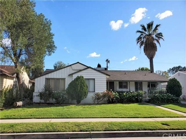 12816 Waddell Street, Valley Village, CA 91607 (#SB20060443) :: Millman Team