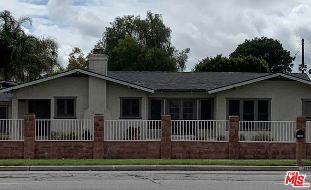 18624 Roscoe Blvd., Northridge, CA 91324 (#20562310) :: Fred Sed Group