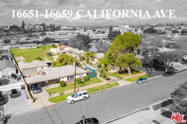 16651 California Avenue, Bellflower, CA 90706 (#20564784) :: Sperry Residential Group