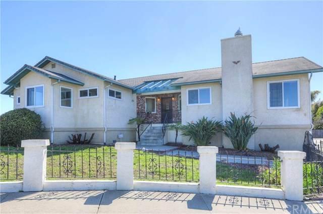 251 Ridge Road, Pismo Beach, CA 93449 (#PI20045127) :: Rose Real Estate Group
