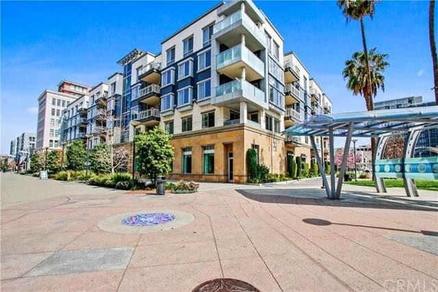 150 The Promenade N #215, Long Beach, CA 90802 (#PW20060613) :: Fred Sed Group