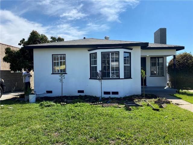806 W 130th Street, Gardena, CA 90247 (#DW20059957) :: Wendy Rich-Soto and Associates