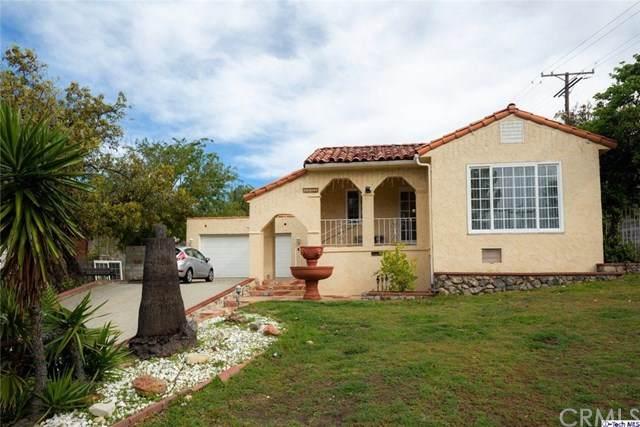 3605 Santa Carlotta Street, La Crescenta, CA 91214 (#320001080) :: The Brad Korb Real Estate Group