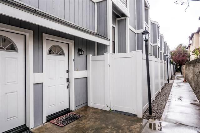 107 S Sierra Madre Boulevard #2, Pasadena, CA 91107 (#CV20060832) :: The Brad Korb Real Estate Group