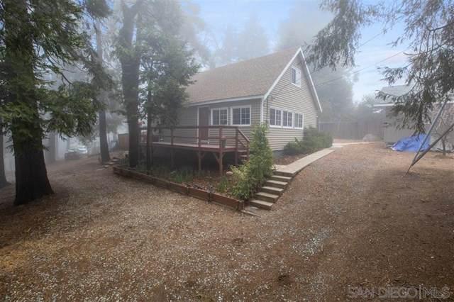 22250 Crestline Rd, Palomar Mountain, CA 92060 (#200013867) :: Cal American Realty