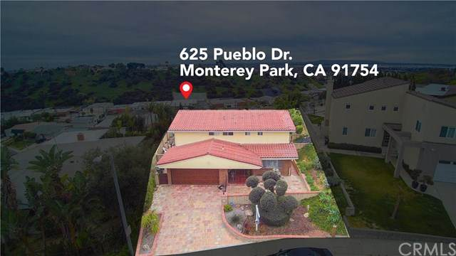 625 Pueblo Drive, Monterey Park, CA 91754 (#AR20057830) :: Pam Spadafore & Associates
