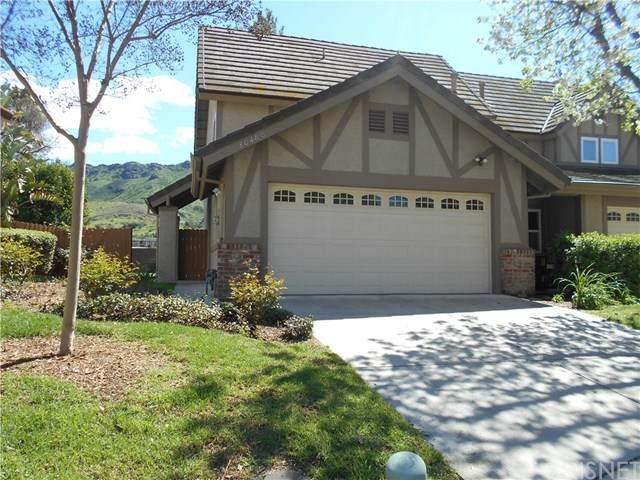 30480 Passageway Place, Agoura Hills, CA 91301 (#SR20060163) :: Provident Real Estate