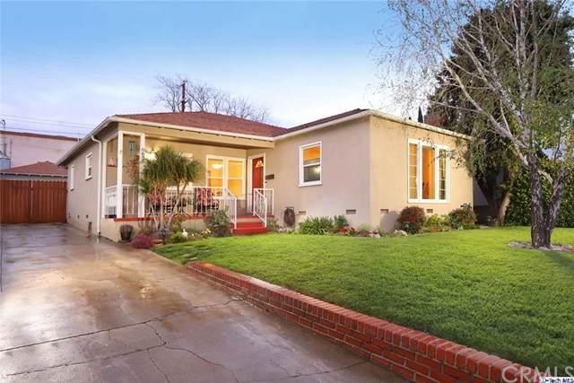6635 Shadygrove Street, Tujunga, CA 91042 (#320001096) :: The Brad Korb Real Estate Group