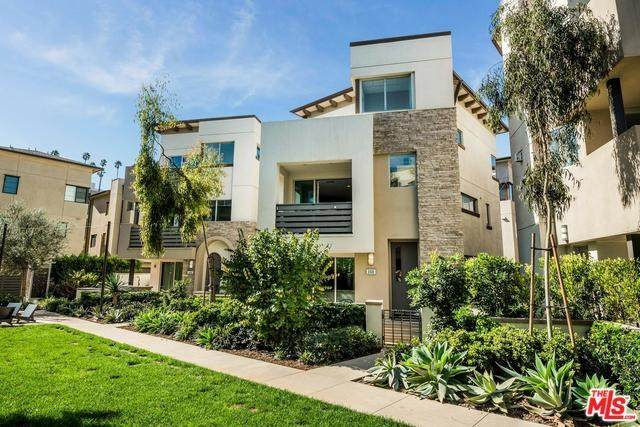 5838 Lantern Court, Playa Vista, CA 90094 (#20565770) :: Team Tami