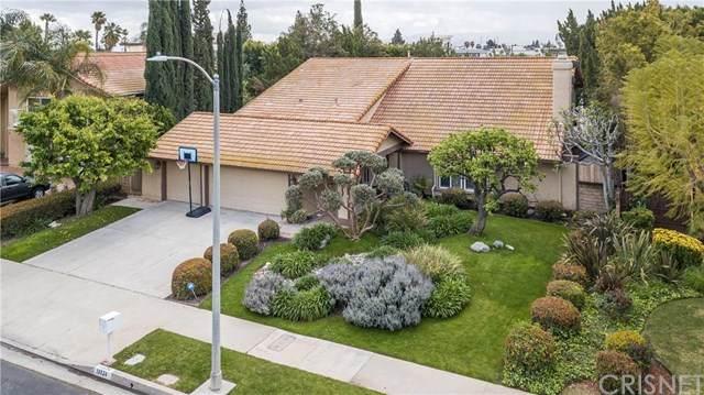 19524 Ballinger Street, Northridge, CA 91324 (#SR20060524) :: Fred Sed Group