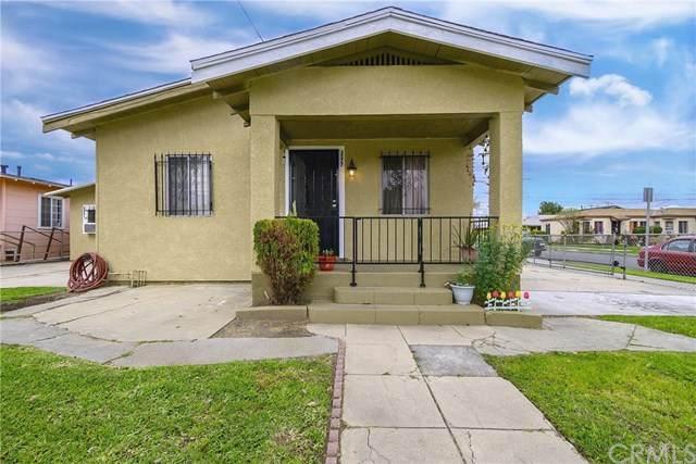 3577 E 57th Street, Maywood, CA 90270 (#RS20061323) :: Crudo & Associates