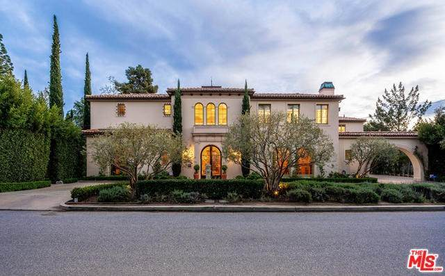 876 Muskingum Avenue, Pacific Palisades, CA 90272 (#20551724) :: Case Realty Group