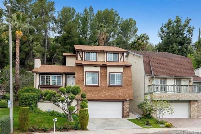 6719 Corie Lane, West Hills, CA 91307 (#SR20061324) :: Provident Real Estate