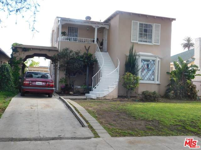 1122 W 83RD Street, Los Angeles (City), CA 90044 (#20566086) :: Steele Canyon Realty