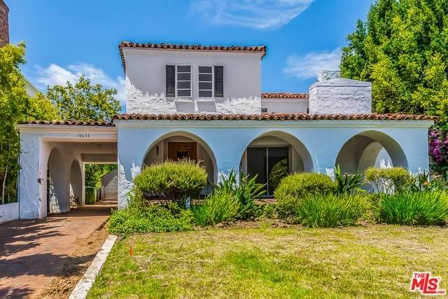 10633 Le Conte Avenue, Los Angeles (City), CA 90024 (#20566032) :: A G Amaya Group Real Estate