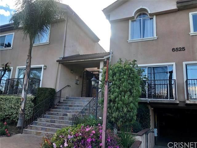 6525 Woodman Avenue #31, Valley Glen, CA 91401 (#SR20061590) :: Fred Sed Group