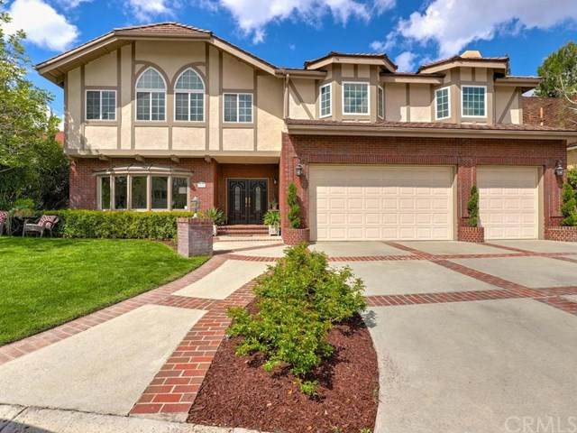 23151 Via Celeste, Coto De Caza, CA 92679 (#OC20061822) :: Berkshire Hathaway HomeServices California Properties